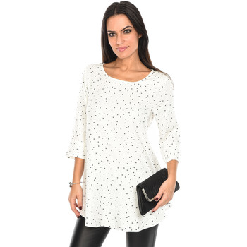 Clothing Women Tops / Blouses Isabella Oliver Blouse Selina Maternity Tie Top White F White