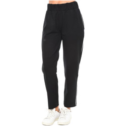Clothing Women Trousers Isabella Oliver Trousers Maxine Maternity Contrast Pants Black F Black
