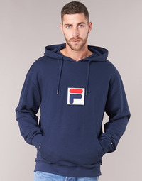 Clothing Men sweaters Fila SHAWN HOODY Marine
