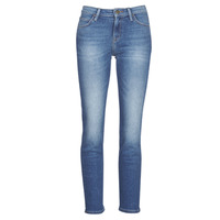 Clothing Women Straight jeans Lee ELLY Blue / Medium