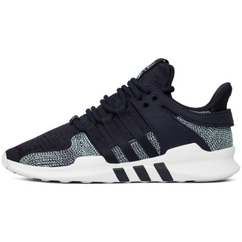 Shoes Men Mid boots adidas Originals Eqt Support Adv X Parley White-Blue-Navy blue
