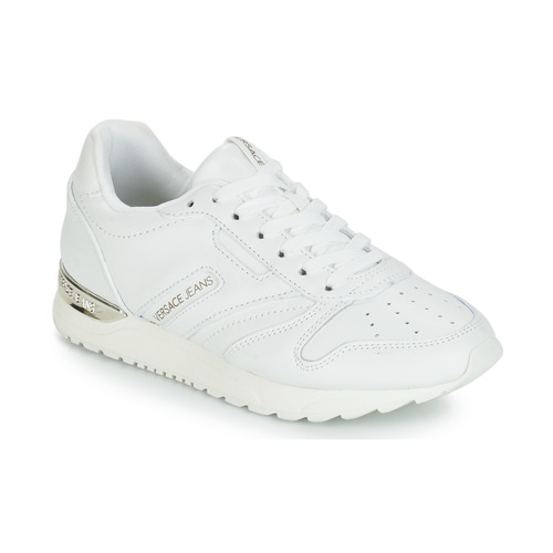 Shoes Women Low top trainers Versace Jeans TAPADO White