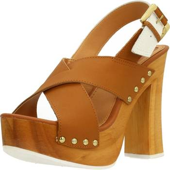 Shoes Women Sandals Gioseppo BRUJAS Brown
