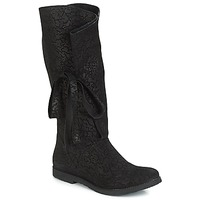 Shoes Women High boots Papucei LUCIA Black