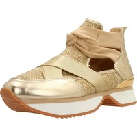 Shoes Women Low top trainers Gioseppo 43418G Gold