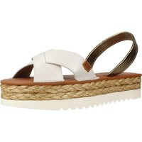 Shoes Women Espadrilles Menorquinas Popa BARY White
