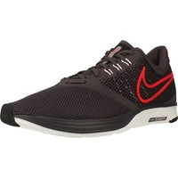 Shoes Men Low top trainers Nike ZOOM STRIKE Black