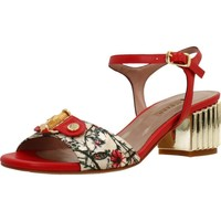 Shoes Women Sandals Albano 1768AL Red