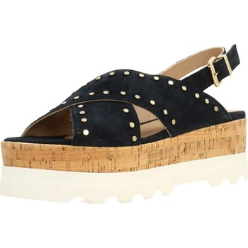 Shoes Women Sandals Alpe 3693 12 Blue