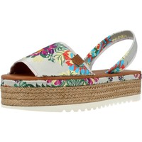 Shoes Women Espadrilles Menorquinas Popa ONNA Floral