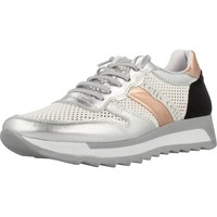 Shoes Women Low top trainers Cetti C1147 V18 Silver