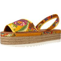 Shoes Women Espadrilles Menorquinas Popa ONNA Yellow