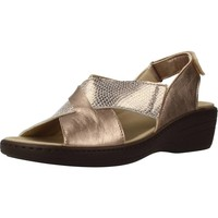 Shoes Women Sandals Pinosos 7381 Bronze