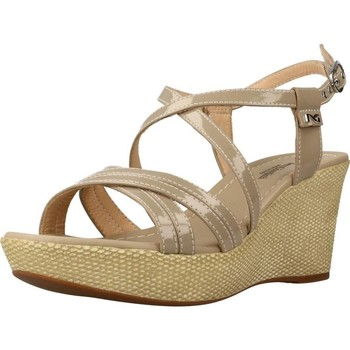 Shoes Women Sandals Nero Giardini P805662D Light Brown