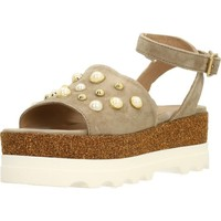 Shoes Women Sandals Alpe 3691 12 Light Brown