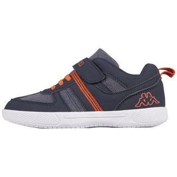 Shoes Children Low top trainers Kappa Foggy K Grey