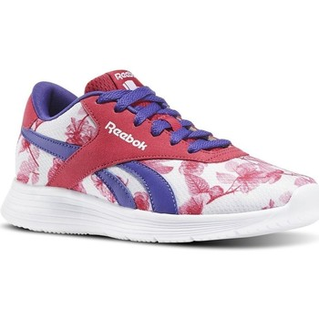Shoes Children Low top trainers Reebok Sport Royal EC Ride White