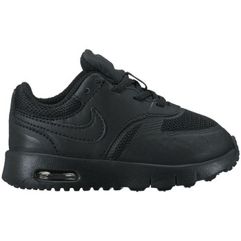 Shoes Children Low top trainers Nike Air Max Vision Black