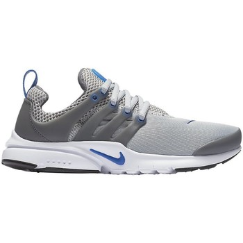 Shoes Children Low top trainers Nike Presto Grey