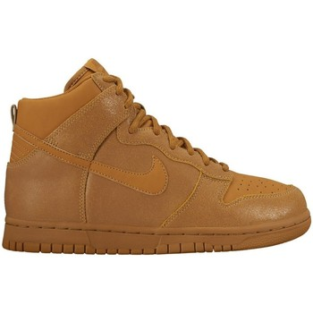 Shoes Women Hi top trainers Nike W Dunk HI Prm Honey