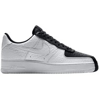 Shoes Men Low top trainers Nike Air Force 1 07 Prm Black-White