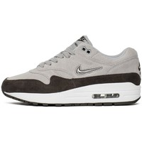 Shoes Women Low top trainers Nike Wmns Air Max 1 Premium SC Grey-White