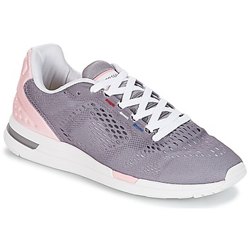 Shoes Women Low top trainers Le Coq Sportif LCS R PRO W ENGINEERED MESH Purple