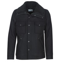 Clothing Men Coats Chevignon SHERPA Black