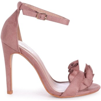 Shoes Women Sandals Linzi KIRSTY Pink Suede