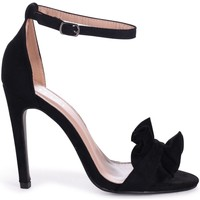 Shoes Women Sandals Linzi KIRSTY Black Suede