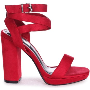 Shoes Women Sandals Linzi PASSION Red