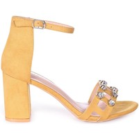 Shoes Women Sandals Linzi HARPER Yellow