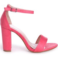 Shoes Women Sandals Linzi NELLY Coral Suede