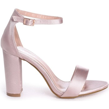 Shoes Women Sandals Linzi NELLY Champagne Satin