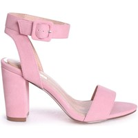 Shoes Women Sandals Linzi MILLIE Pink Suede