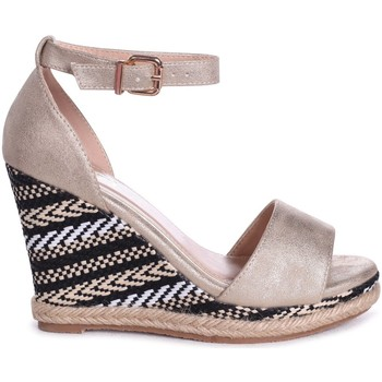 Shoes Women Sandals Linzi SASKIA Gold
