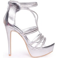 Shoes Women Sandals Linzi LEIGH Silver