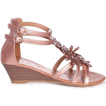 Shoes Women Sandals Linzi LANA RoseGold