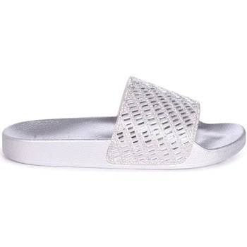 Shoes Women Mules Linzi SOLITAIRE Silver
