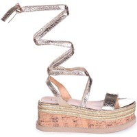 Shoes Women Sandals Linzi KAYLA Gold