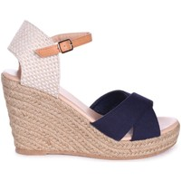 Shoes Women Sandals Linzi FREYA Navy