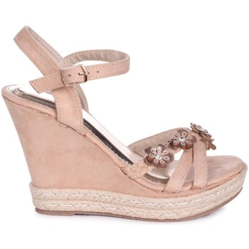 Shoes Women Sandals Linzi CARMELLA Beige