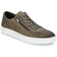 Shoes Men Low top trainers HUGO FUTURISM TENNIS Taupe