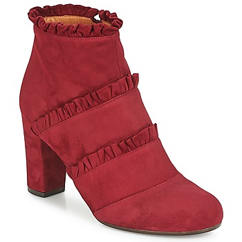 Shoes Women Ankle boots Chie Mihara KAFTAN Bordeaux
