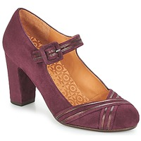 Shoes Women Heels Chie Mihara KALEI Bordeaux