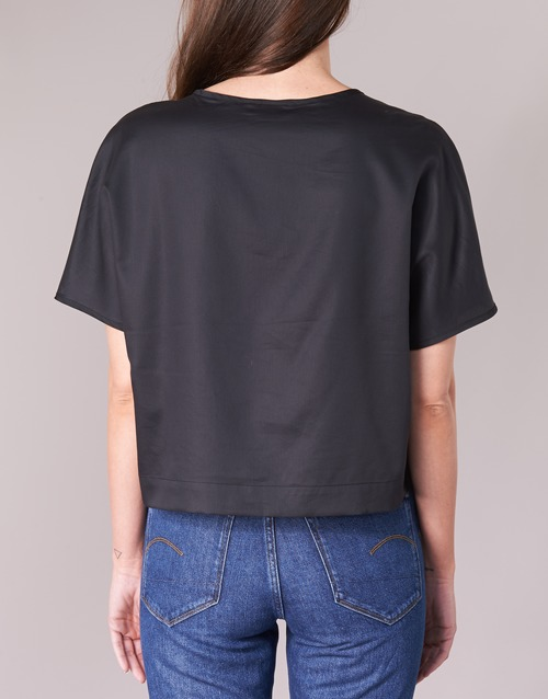 G Black WOVEN Raw TEE Star COLLYDE pnrWY8an