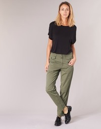 Clothing Women Cargo trousers G-Star Raw ARMY RADAR MID BF Kaki