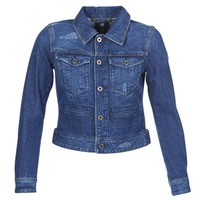 Clothing Women Denim jackets G-Star Raw D-STAQ DC DNM Blue / Sato / Denim