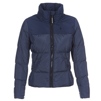 Clothing Women Duffel coats G-Star Raw WHISTLER QLT SLIM Marine