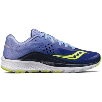 Shoes Women Low top trainers Saucony Kinvara 8 Blue